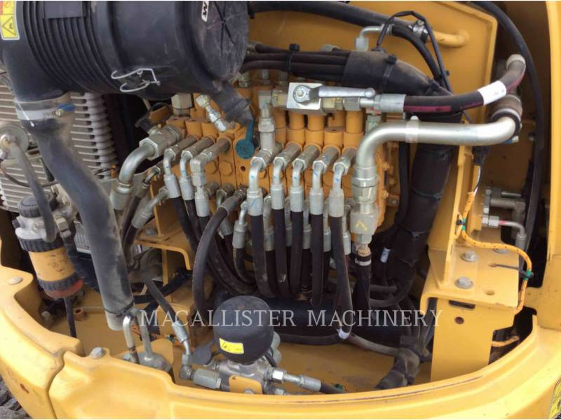 CATERPILLAR EXCAVADORAS DE CADENAS 303.5 E equipment  photo 11
