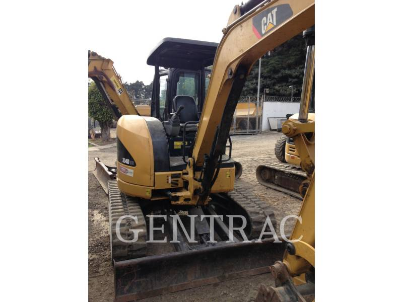 CATERPILLAR TRACK EXCAVATORS 304DCR equipment  photo 2