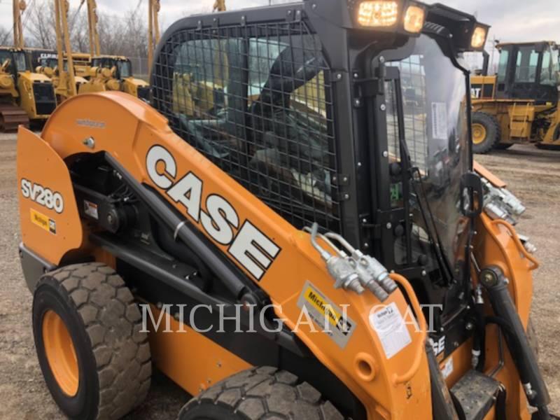 CASE SKID STEER LOADERS SV280 equipment  photo 14