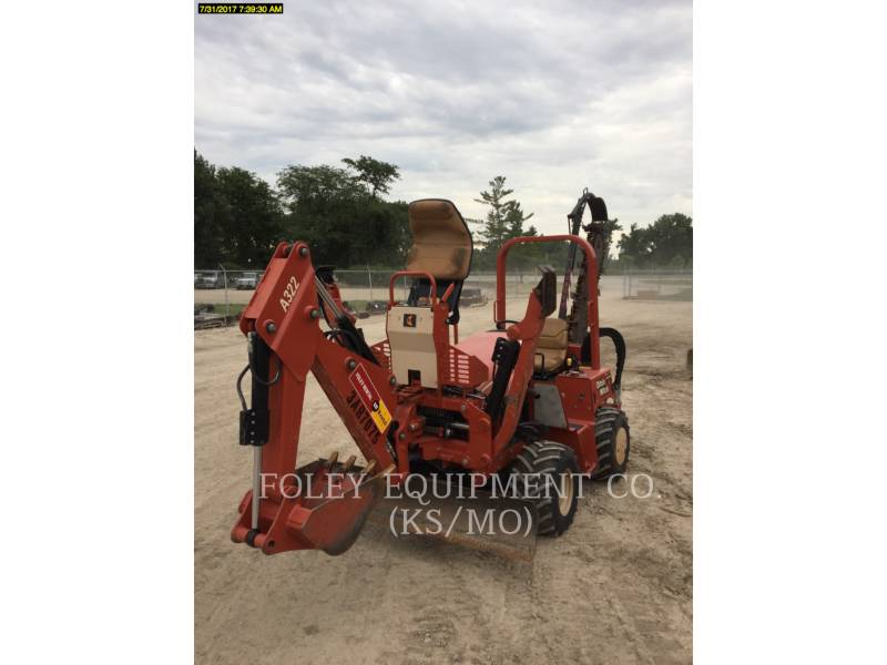 DITCH WITCH (CHARLES MACHINE WORKS) ZANJADORAS RT45 equipment  photo 1