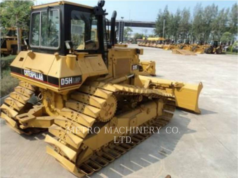 CATERPILLAR CIĄGNIKI GĄSIENICOWE D5HIILGP equipment  photo 5