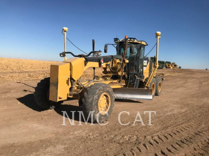 CATERPILLAR MOTONIVELADORAS 140MAWD equipment  photo 1