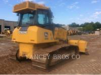 DEERE & CO. TRACK TYPE TRACTORS 700K equipment  photo 4