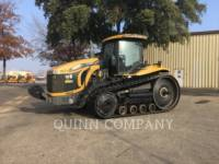 Equipment photo CHALLENGER MT835C TRACTEURS AGRICOLES 1