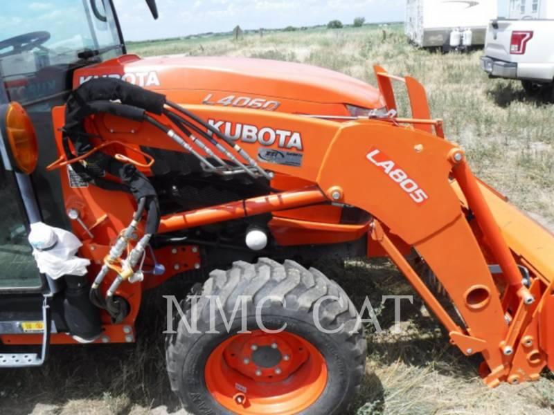 KUBOTA CORPORATION AG TRACTORS L4060_KU equipment  photo 2