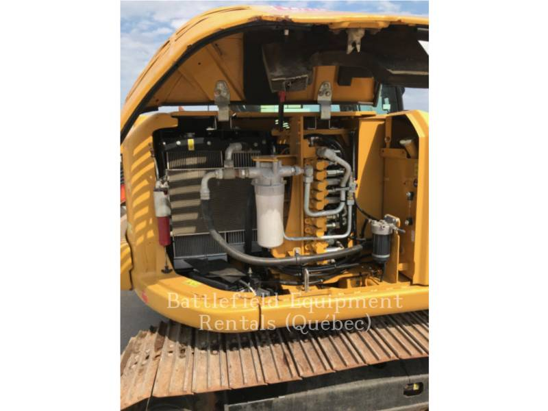 CATERPILLAR TRACK EXCAVATORS 308E2CRSB equipment  photo 15