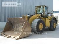 CATERPILLAR ŁADOWARKI KOŁOWE/ZINTEGROWANE NOŚNIKI NARZĘDZI 980K equipment  photo 2