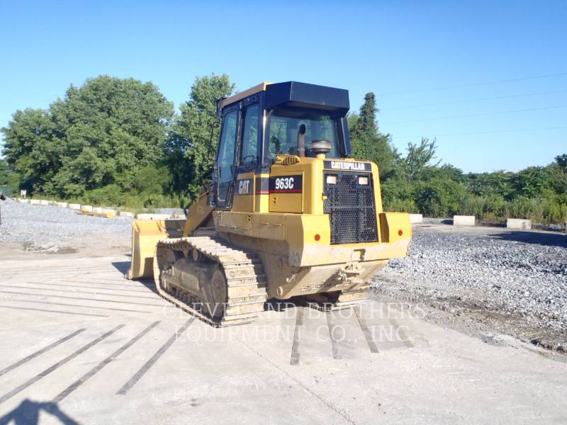 CATERPILLAR PALE CINGOLATE 963C equipment  photo 4