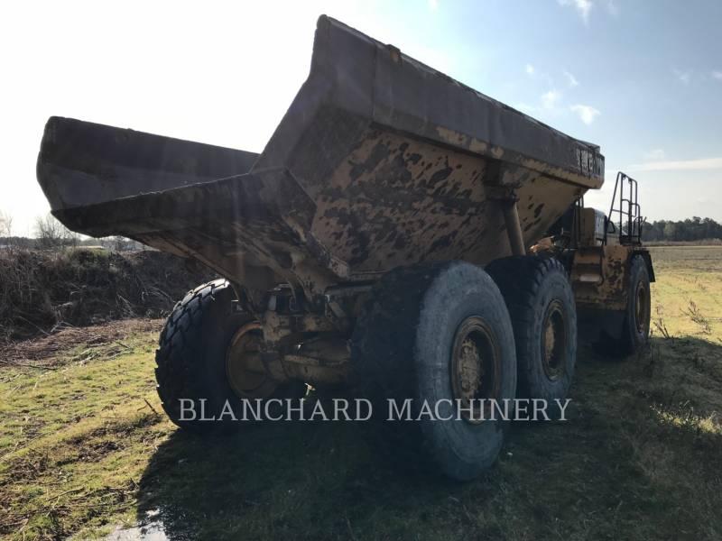 CATERPILLAR ARTICULATED TRUCKS D300E equipment  photo 5