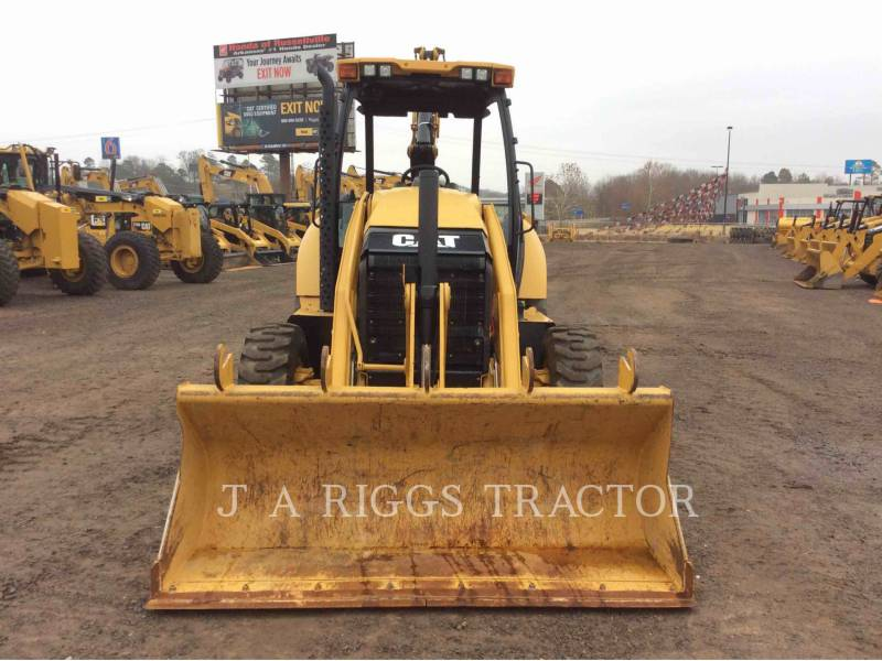 CATERPILLAR CHARGEUSES-PELLETEUSES 420F 4E equipment  photo 2