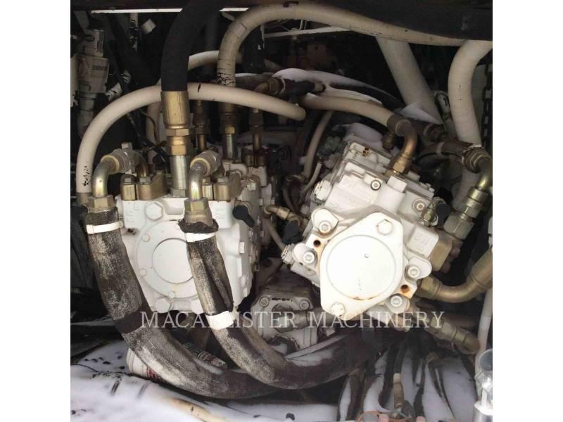 ROADTEC ASPHALT PAVERS RP195 equipment  photo 7