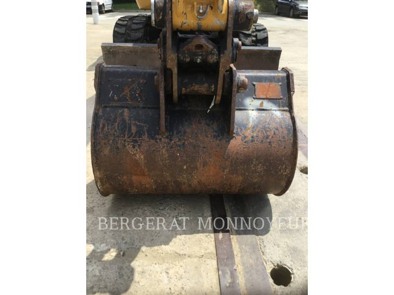 CATERPILLAR TRACK EXCAVATORS 302.7DCR equipment  photo 10