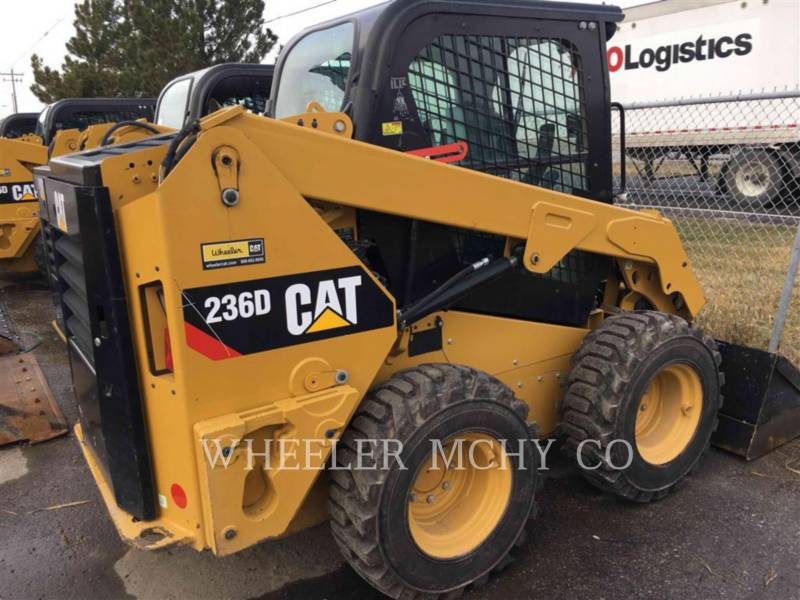 CATERPILLAR SKID STEER LOADERS 236D C3-H2 equipment  photo 1