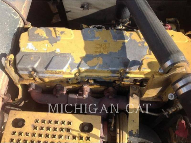 CATERPILLAR TRACK EXCAVATORS 330CL MH equipment  photo 16