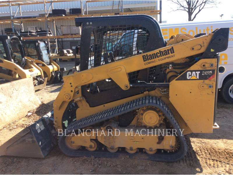 CATERPILLAR MULTI TERRAIN LOADERS 249D equipment  photo 6