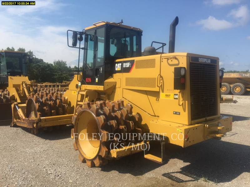 CATERPILLAR コンパクタ 815F2 equipment  photo 4