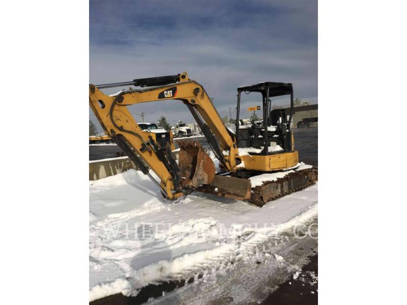 CATERPILLAR ESCAVADEIRAS 305.5E2C1T equipment  photo 1