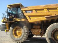 CATERPILLAR TOMBEREAUX DE CHANTIER 777GLRC equipment  photo 11