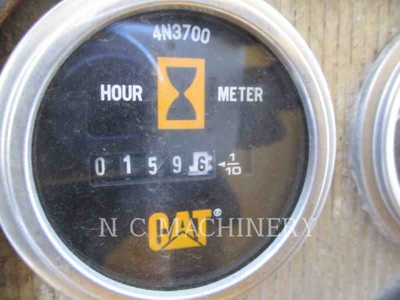 CATERPILLAR MOTORGRADER 14G equipment  photo 9