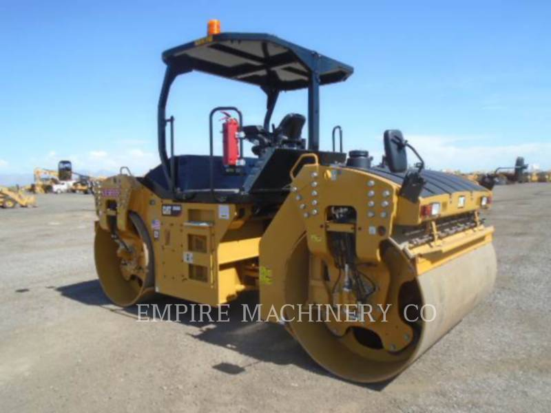CATERPILLAR TANDEMOWY WALEC WIBRACYJNY DO ASFALTU (STAL-STAL) CB66B equipment  photo 3