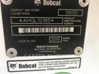BOBCAT KOMPAKTLADER BOB S630 equipment  photo 5