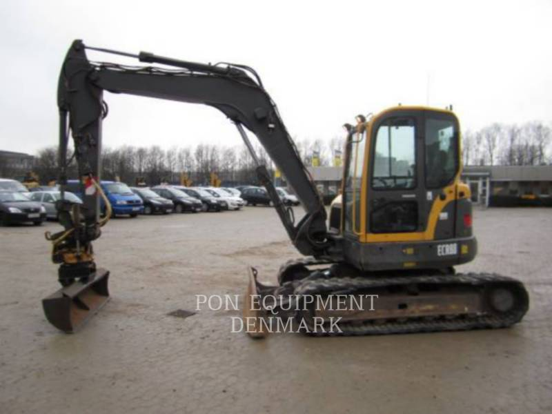 VOLVO CONSTRUCTION EQUIPMENT PELLES SUR CHAINES ECR88 equipment  photo 4