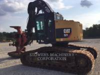 Equipment photo Caterpillar 521 SILVICULTURĂ – MAŞINI DE ADUNAT COPACI – ŞENILE 1