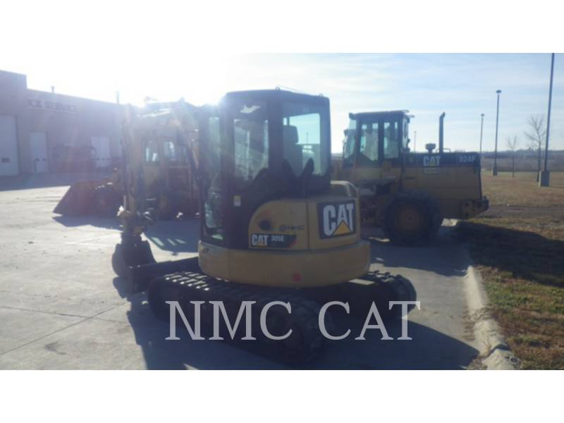 CATERPILLAR TRACK EXCAVATORS 305E2 equipment  photo 2