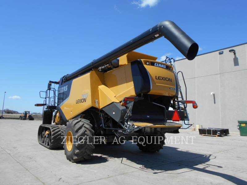 LEXION COMBINE COMBINES 760TT equipment  photo 7