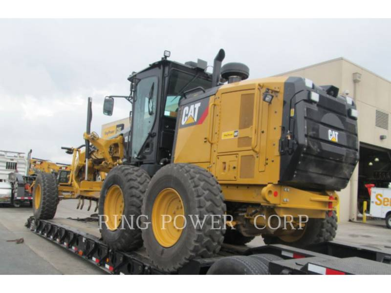 CATERPILLAR MOTOR GRADERS 12M3 CS equipment  photo 4