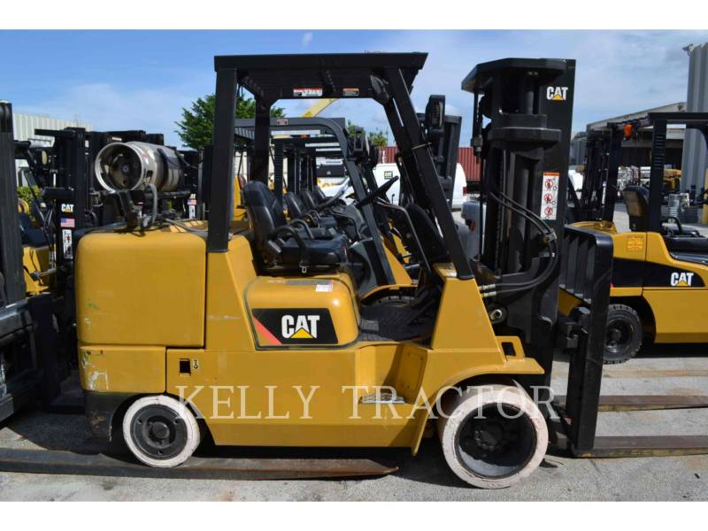 CATERPILLAR LIFT TRUCKS FORKLIFTS GC55K equipment  photo 2