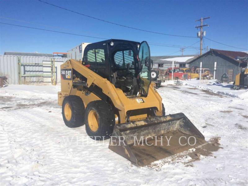 CATERPILLAR MINICARREGADEIRAS 246D C3-H4 equipment  photo 1