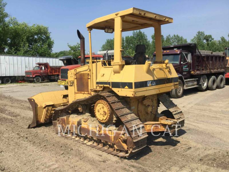 CATERPILLAR TRACK TYPE TRACTORS D4HII equipment  photo 3