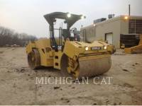 CATERPILLAR VIBRATORY DOUBLE DRUM ASPHALT CB-564D equipment  photo 2