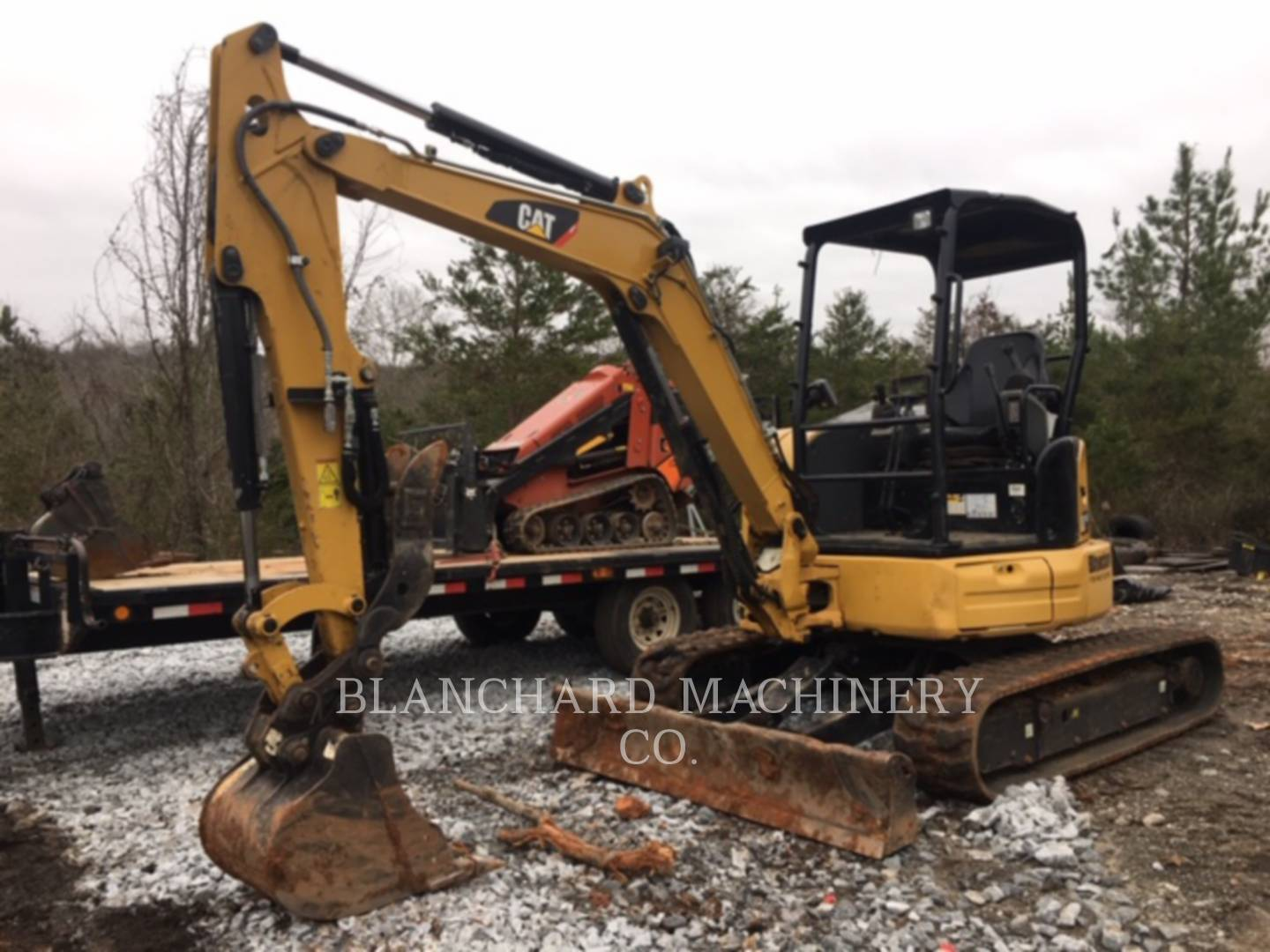 2017 CATERPILLAR 304E2CR