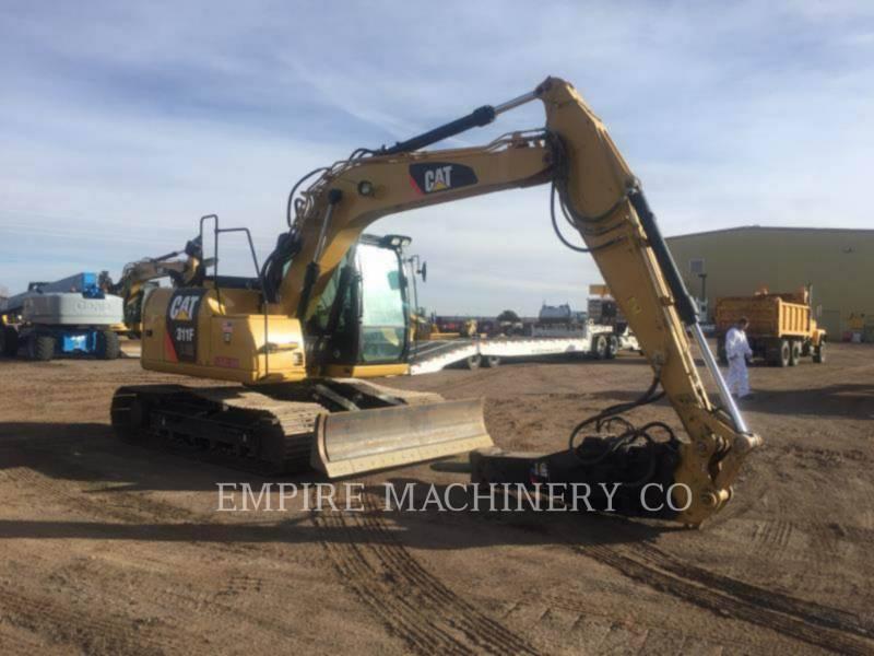 CATERPILLAR トラック油圧ショベル 311F LRR P equipment  photo 4