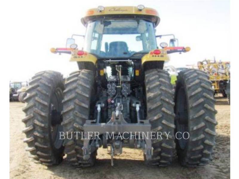 AGCO-CHALLENGER LANDWIRTSCHAFTSTRAKTOREN MT675D equipment  photo 5