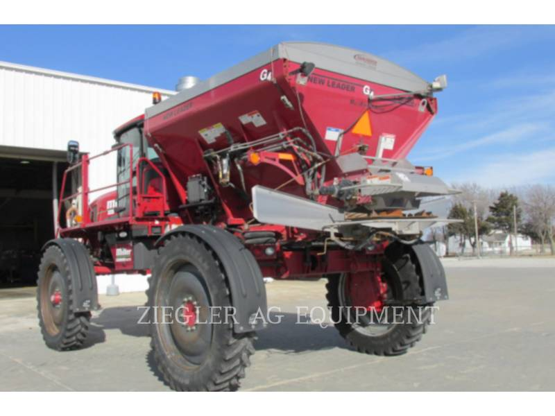 MILLER SPREADER FLOTOARE GC75 equipment  photo 2