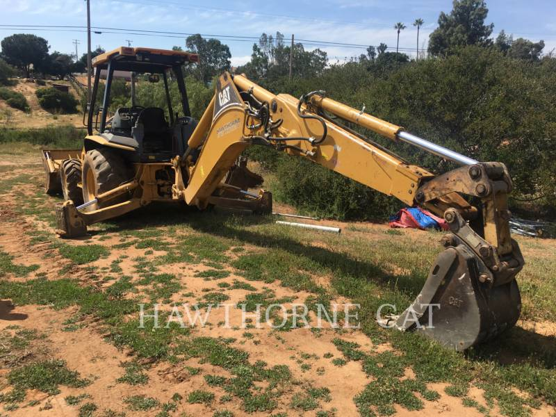 CATERPILLAR BACKHOE LOADERS 430D equipment  photo 10