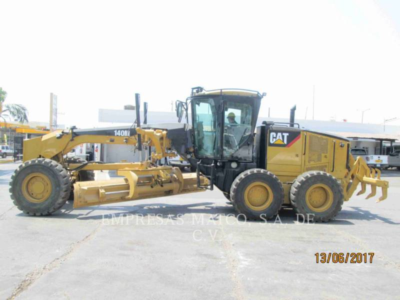 CATERPILLAR モータグレーダ 140 M VHP equipment  photo 2