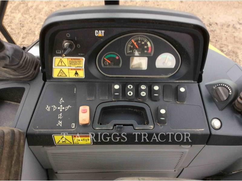 CATERPILLAR BAGGERLADER 420FST equipment  photo 19