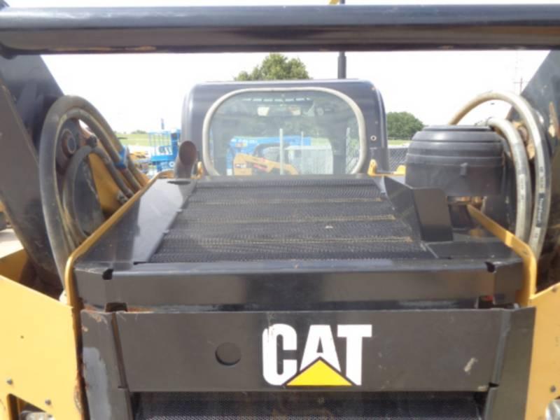 CATERPILLAR SKID STEER LOADERS 262D equipment  photo 7