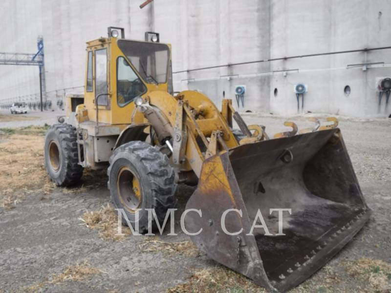 CATERPILLAR WHEEL LOADERS/INTEGRATED TOOLCARRIERS 950 equipment  photo 4