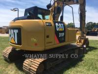 CATERPILLAR PELLES SUR CHAINES 311FLRR equipment  photo 3