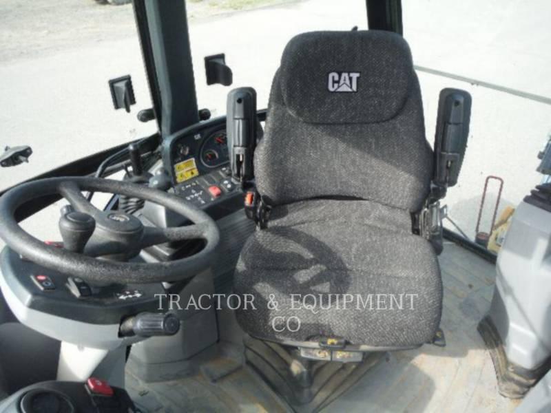 CATERPILLAR BACKHOE LOADERS 420F 4ECB equipment  photo 8