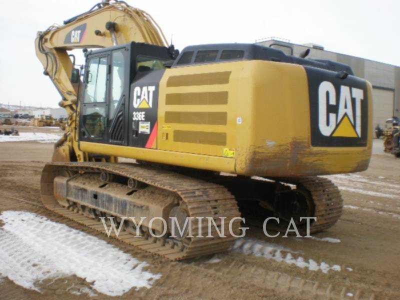 CATERPILLAR KOPARKI GĄSIENICOWE 336EL equipment  photo 11