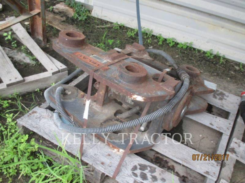 HELAC CORPORATION  TILLER POWER TILT FOR 308 MINI EXCAVATOR equipment  photo 3