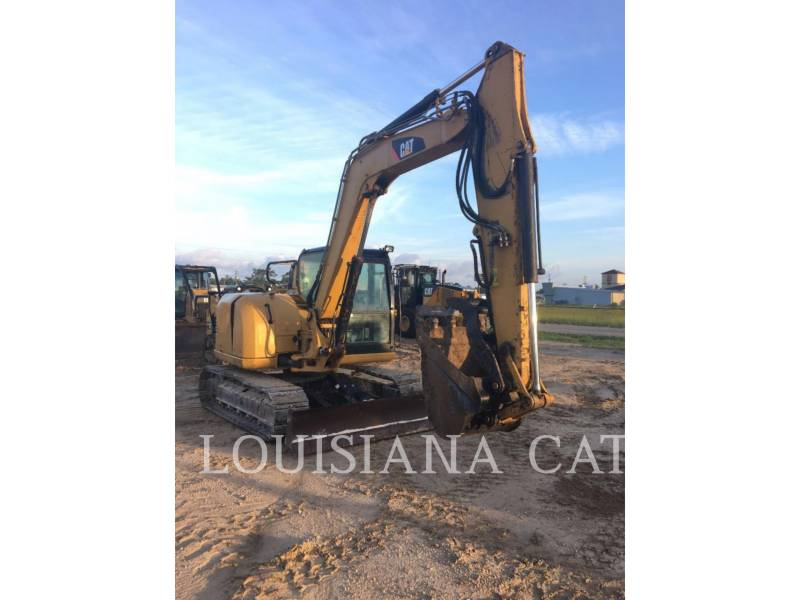 CATERPILLAR EXCAVADORAS DE CADENAS 308E2CRSB equipment  photo 5