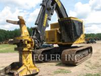 Equipment photo TIGERCAT 822 FORESTRY - HARVESTER 1