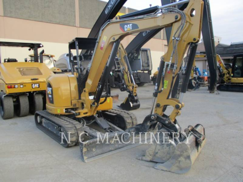 CATERPILLAR TRACK EXCAVATORS 305E2 CRCN equipment  photo 6